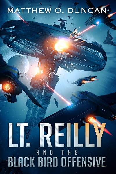 Cover of Lt. Reilly and the Black Bird Offensive