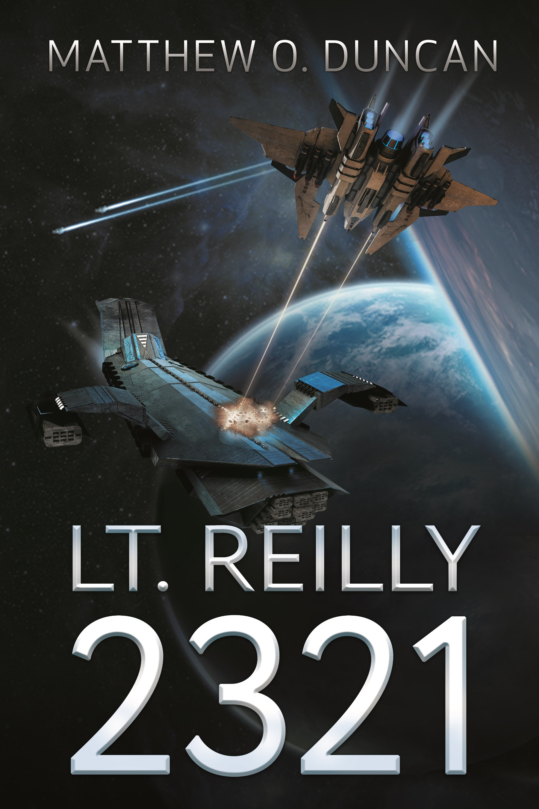 Cover of Lt. Reilly 2321