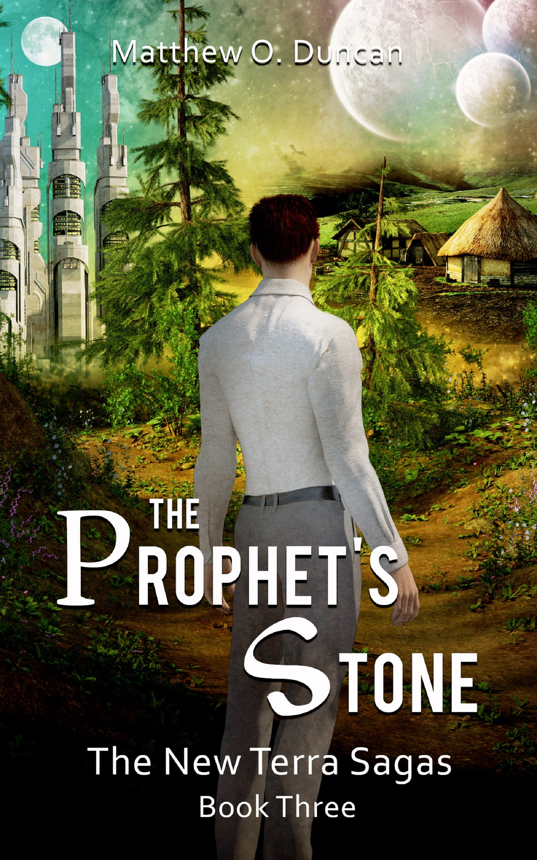 Cover of The Prophet's Stone